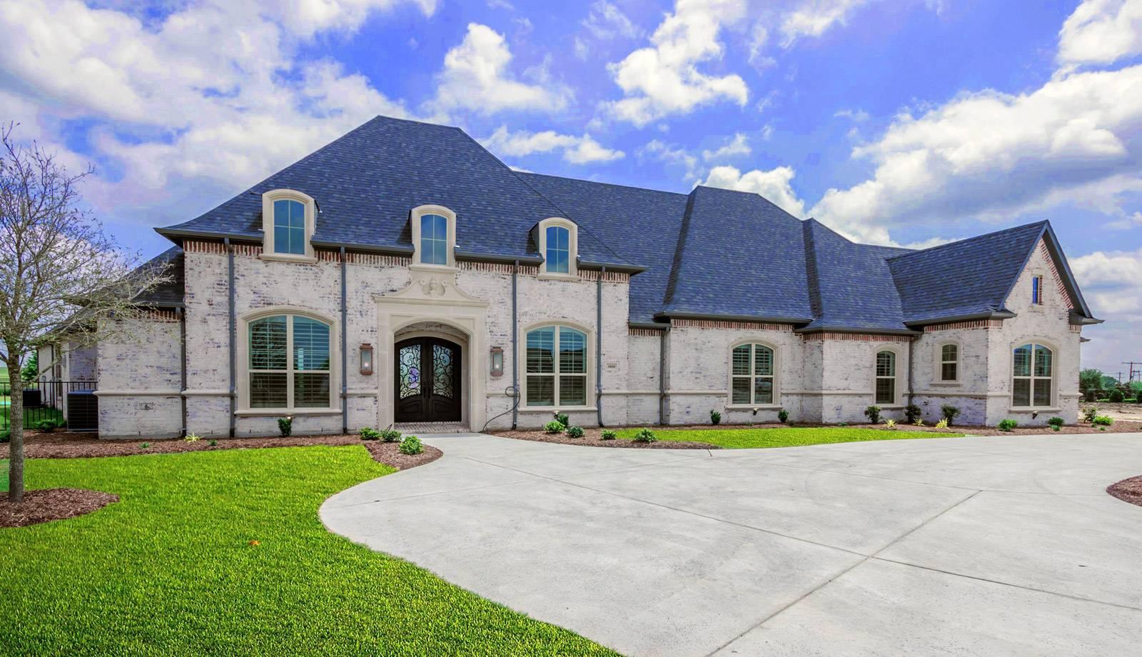 Dave r williams homes custom home builder for A e custom homes